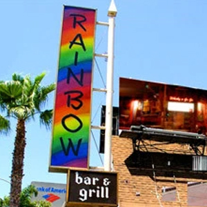 Rainbow Bar & Grill Los Angeles